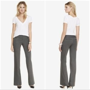 Express editor pant in grey